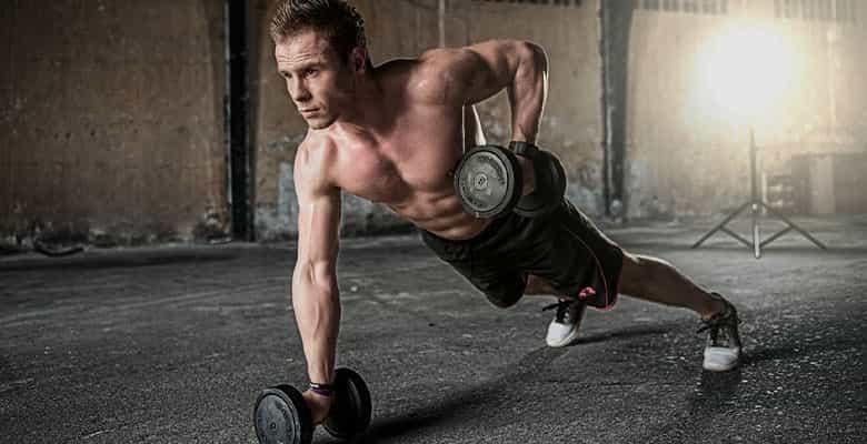 Астаксантин питает и защищает мышцы